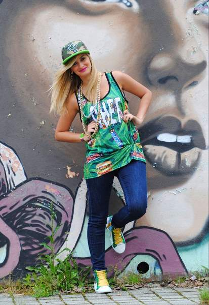 Streetwear millelire pop