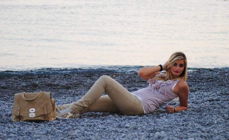 Spiaggia, Positano, fashion,