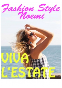 Noemi, magazine, Fashion,