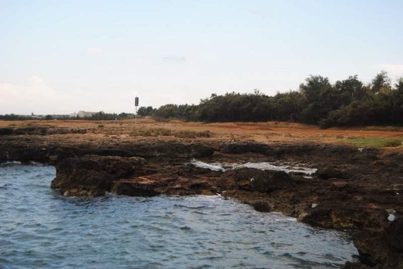 Carovigno, la costa