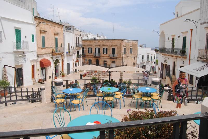 Ostuni, Puglia,