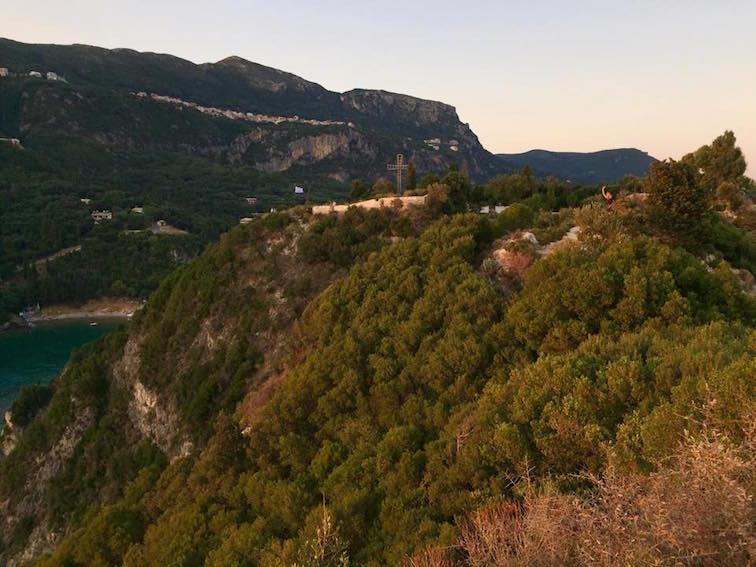 Paleokastritsa, Grecia,