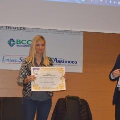 Asel Europa, premiata all'Expo a Milano come miglior blogger