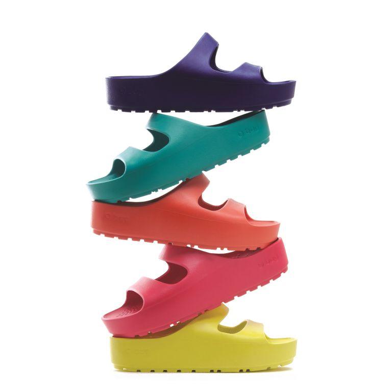 O Shoes Voglia Di Colorare L Estate
