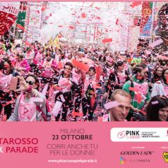Pittarosso Pink Parade, cammina per la ricerca