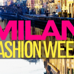 MFW/Day1. Tutti i numeri della settimana della moda milanese
