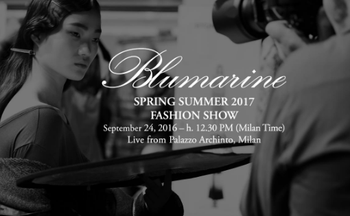 Blumarine, Milano, Fashion week,