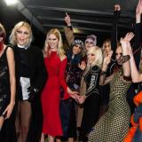 Milano Fashion Week, Day/5. Fascino e colori di Emporio Armani, Donatella Versace e Tod's