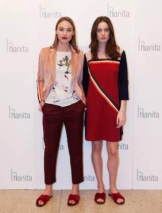 Hanita, modelli, collezione, Miano,