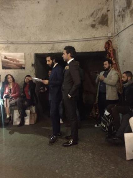 Alta sartoria, Napoli, Tradizione, Bencivenga,