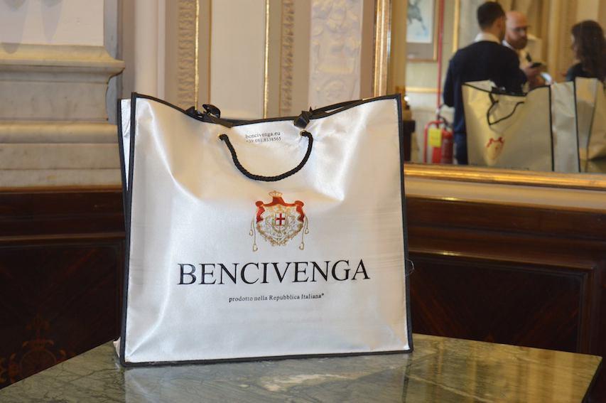 Grand tour Bencivenga, Napoli,