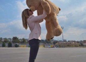 In giro con Ted e le mie Diadora