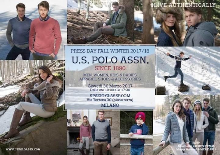 Us Polo Assn, Milano,