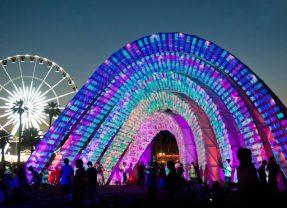 Coachella Festival, variopinto e di tendenza: la nuova Woodstock