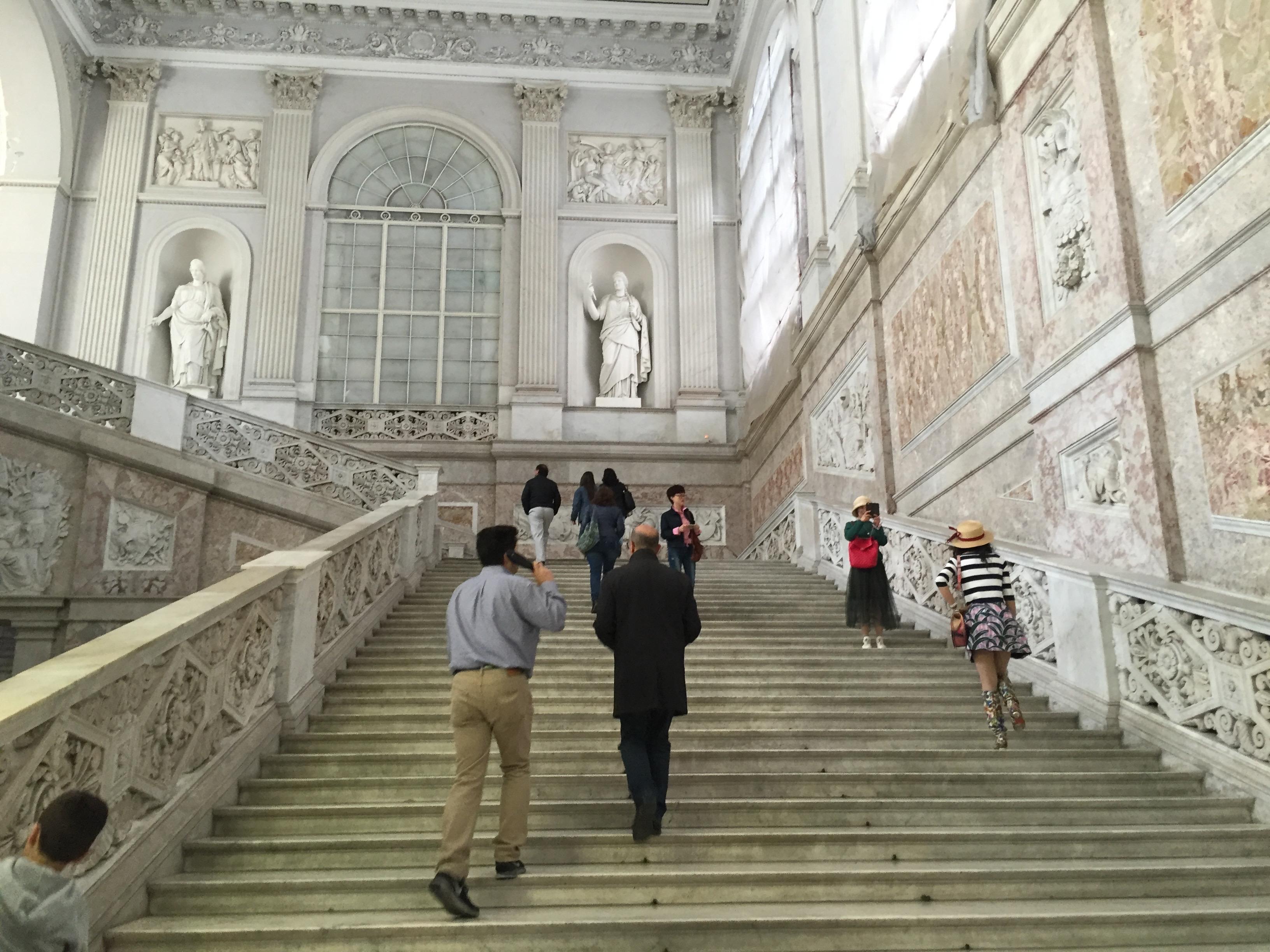 Palazzo Reale a Napoli, Napoli,