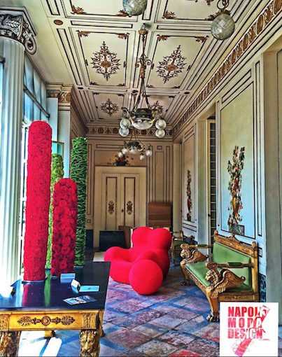 Napoli, NapolimodaDesign, monumenti e moda,