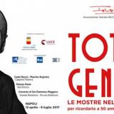 """A Napoli il maggio dei monumenti sarà """"O Maggio a Totò"""""""