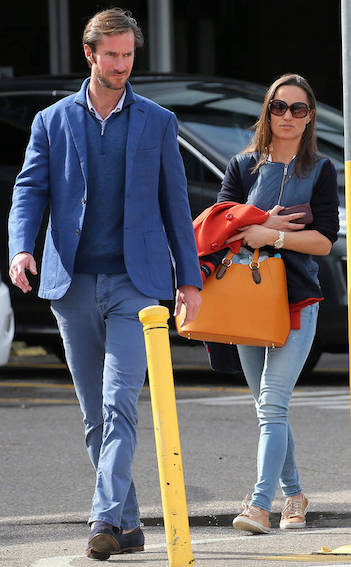 James Matthews e Pippa Middleton, Nozze,