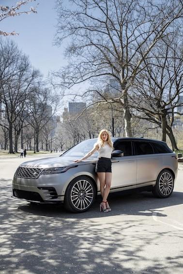 Suv, Range Rover Velar, States,