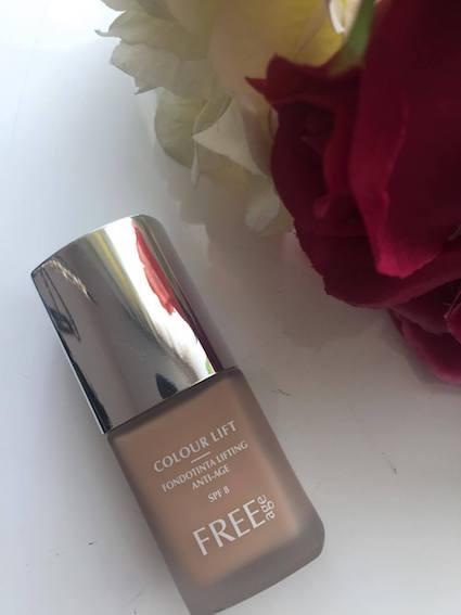 Make-up, Free age,