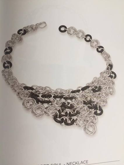 Liisa Gude Deberitz, Necklace, Artistar Jewels,