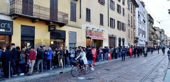 Milano, il fast food Los Pollos Hermanos per lanciare Breaking Bad