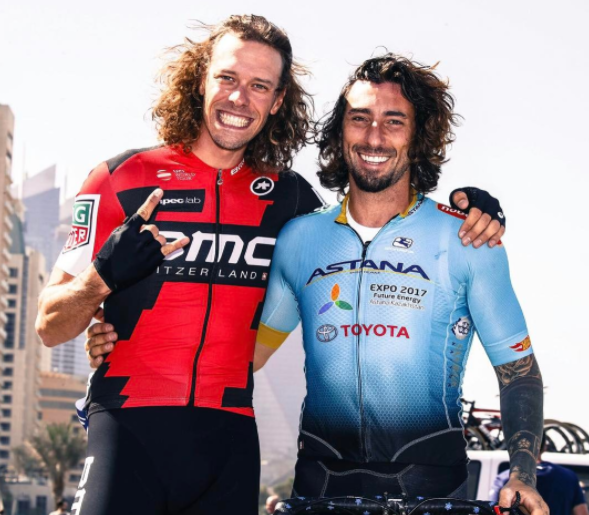 Daniel Oss, Giro d'Italia,