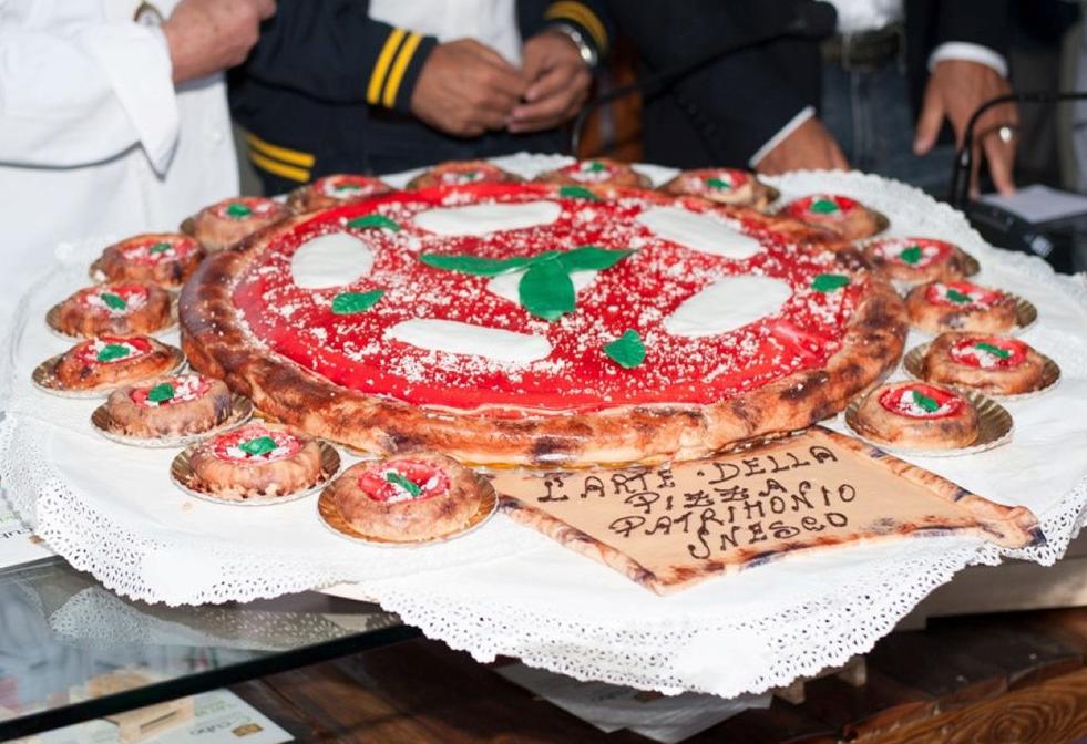 Pizza, Napoli, Unesco,