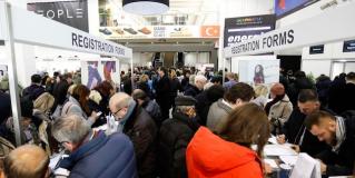 Apre Expo Riva Schuh a Riva del Garda