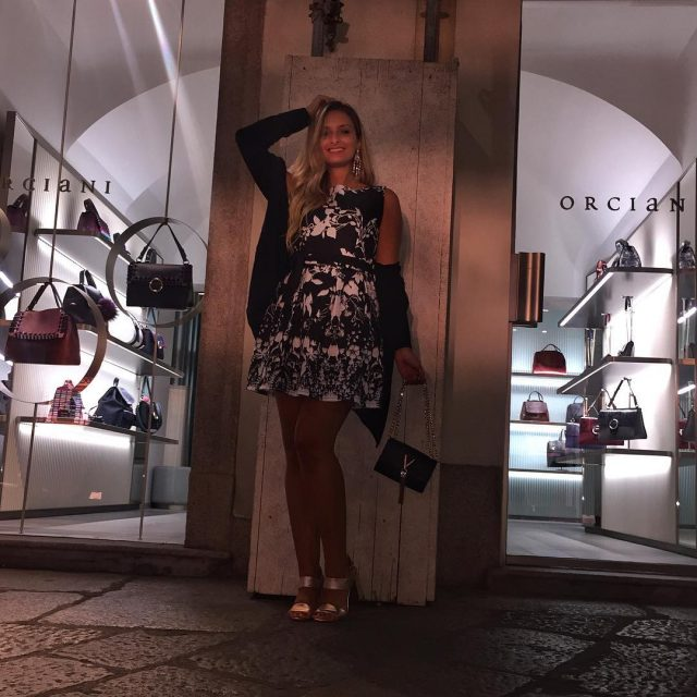Glamour night in milan mfw day4 milano night happy milanofashionweekhellip