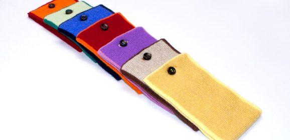 Le pochette di Eyelet Milano, di che colore sei oggi?