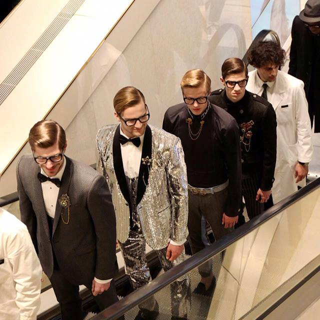 Milano Fashion week, moda uomo o donna,