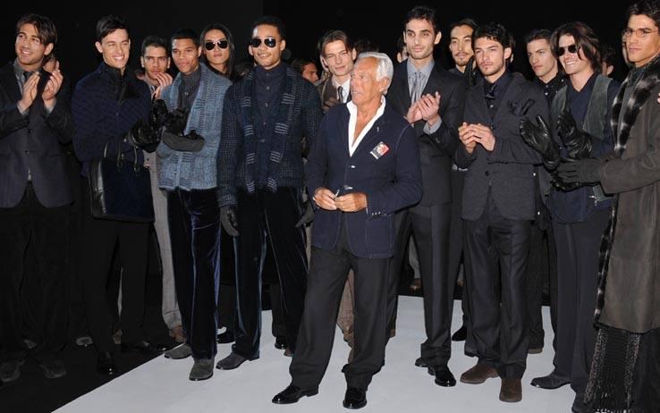 Milano, moda uomo,