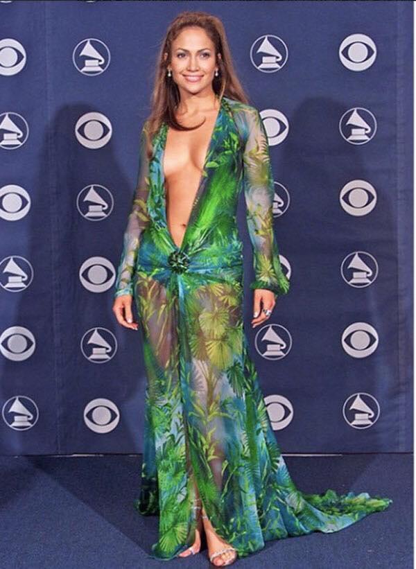 Versace vestito verde