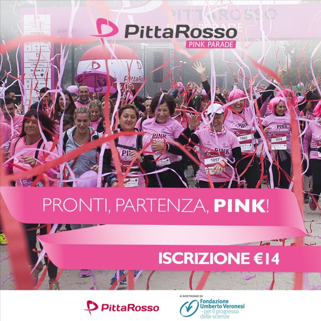 Milano pink parade 2019
