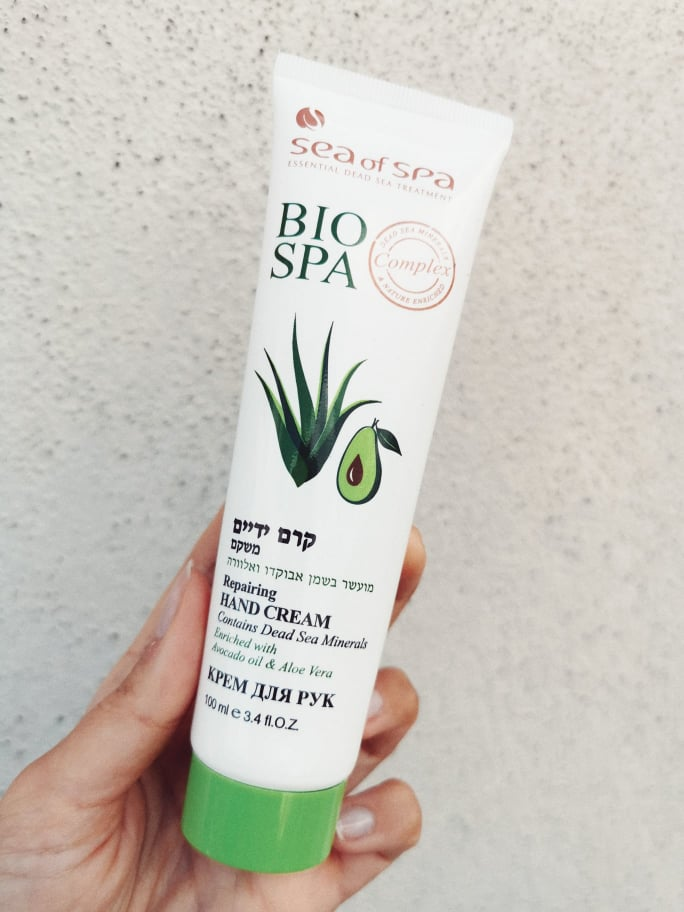 crema mani aloe e avocado notino