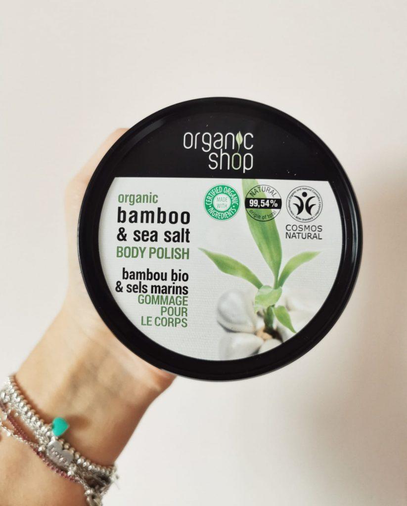 Organic Bamboo & Sea SALT