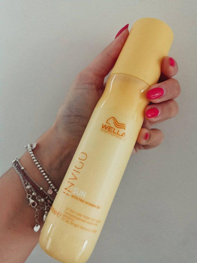 spray protettivo per capelli notino