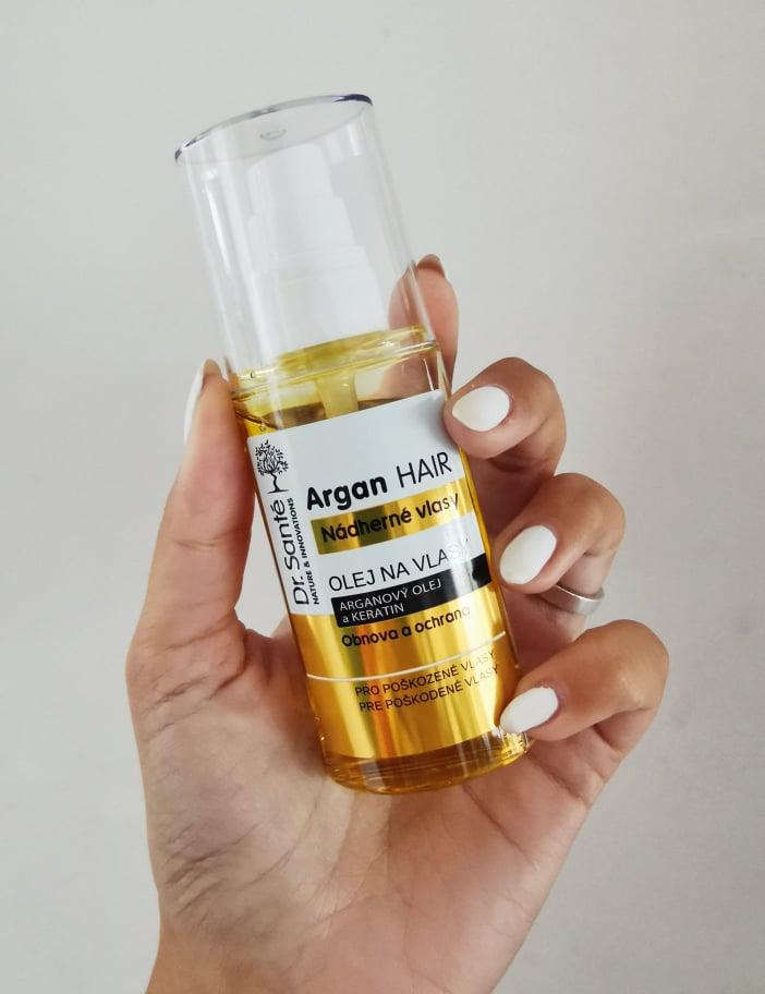 olio argan notino