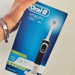 I vantaggi dello spazzolino elettrico